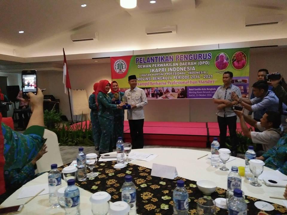 pelantikan-dan-pengukuhan-dpd-ikapri-indonesia-provinsi-bengkulu-2